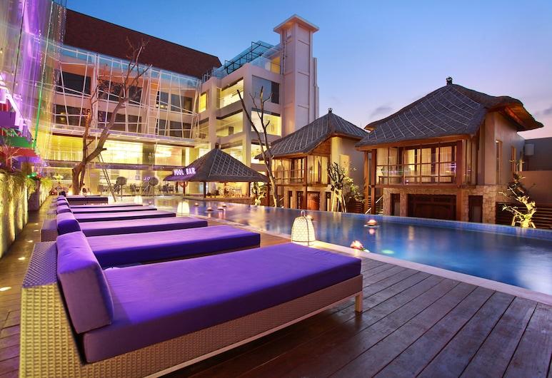 Grand Mega Resort & Spa Bali, Kuta, Terrace/Patio
