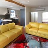 Appartamento, 3 camere da letto, vista oceano - Area soggiorno