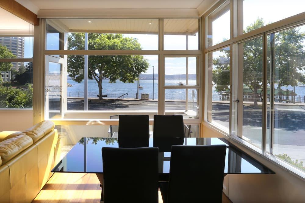 Appartamento, 3 camere da letto, vista oceano - Pasti in camera