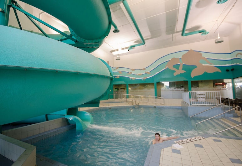 Canad Inns Destination Centre Transcona, Winnipeg, Wasserrutsche