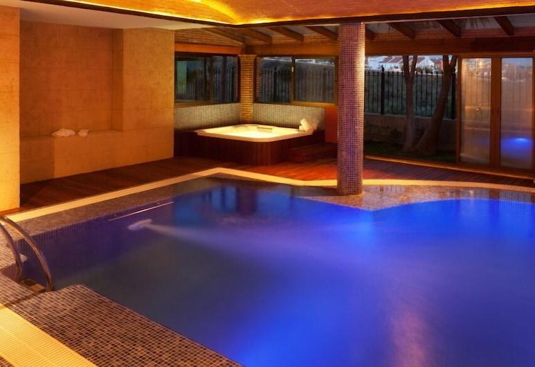Hotel Villa San Francisco, Marbella, Innendørsbasseng