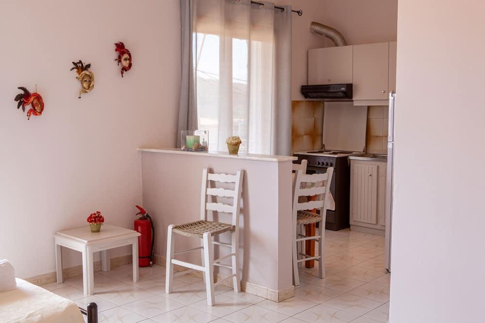 Standardní apartmán, 1 ložnice - Obývací prostor