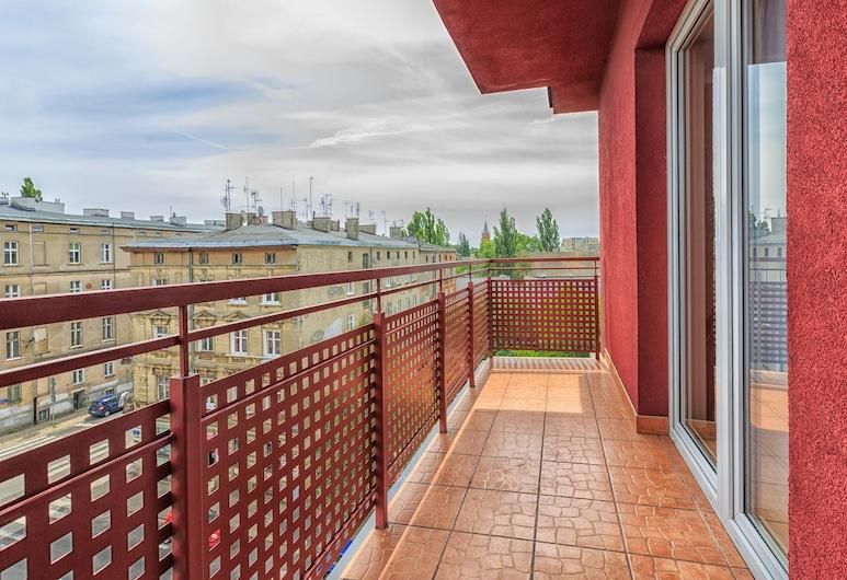 Apartamenty City Town, Lódz, Comfort-Apartment, 2Schlafzimmer (Laguna), Zimmer