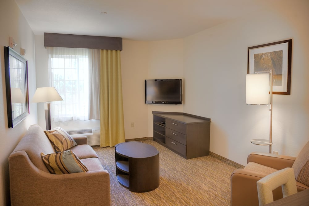 Suite - 1 soveværelse - ikke-ryger - Stue