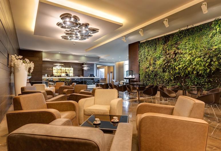 Klima Hotel Milano Fiere, Milan, Lounge Lobi