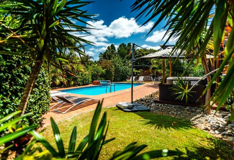 Coffs Harbour Holiday Apartments, Perlabuhan Coffs , Standard Apartment, 1 Bedroom, Pemandangan Balkoni