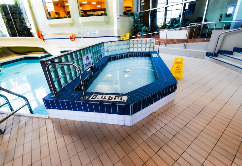 Canad Inns Destination Centre Windsor Park, Winnipeg, Children's Pool