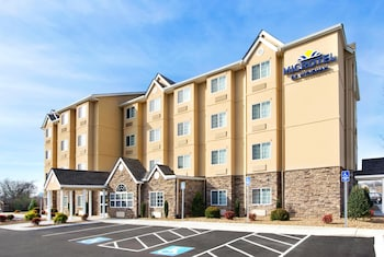 Foto van Microtel Inn & Suites by Wyndham Shelbyville in Shelbyville