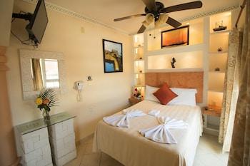Foto del Hotel & Restaurant Bucaneros, Isla Mujeres en Isla Mujeres