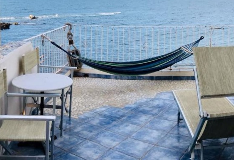 Cielomare, Trapani, Apartment, 2 Bedrooms, Terrace, Ocean View, Terrace/Patio