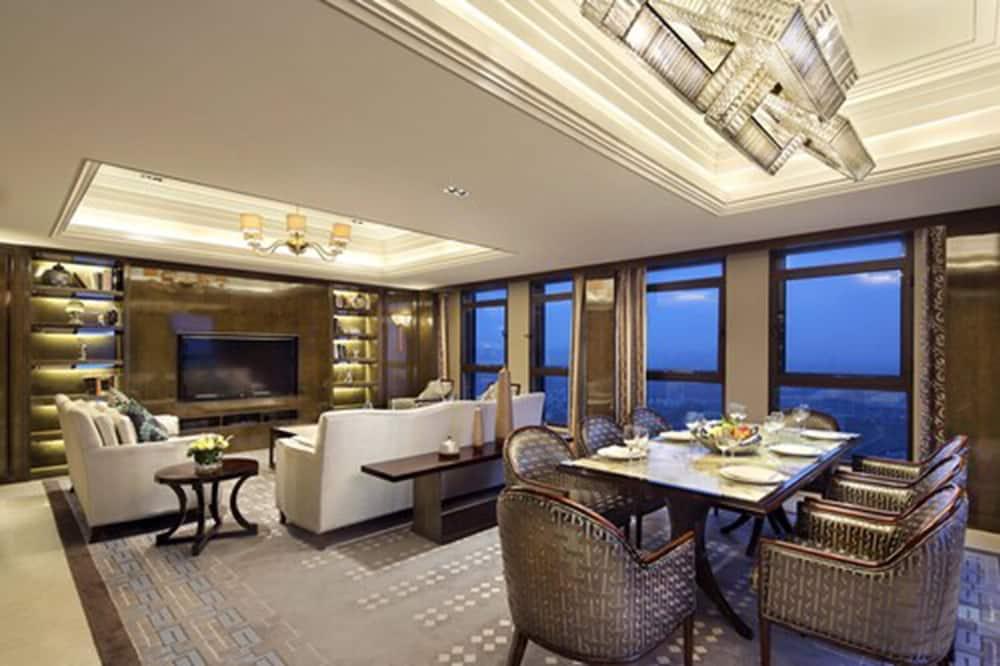 Suite (Chairman) - Servicio de comidas en la habitación
