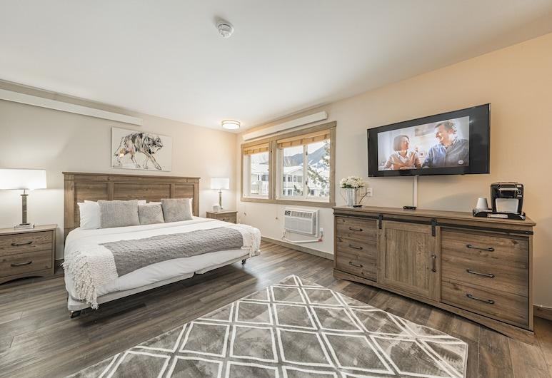 Miller Park Lodge, Jackson, Deluxe-Zimmer, 1King-Bett, Zimmer