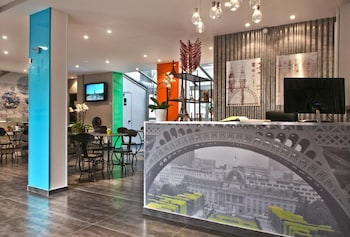 布洛涅比永固赫帕特里克哈亞特阿爾法巴黎艾菲爾鐵塔飯店的相片