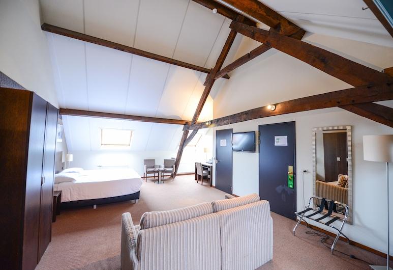 Hostellerie Munten, Weert, Apartmán typu Junior, Hosťovská izba