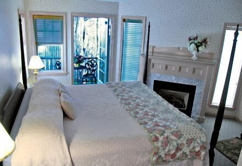 Castlemaine Inn, Bar Harbor, Habitación superior, Habitación