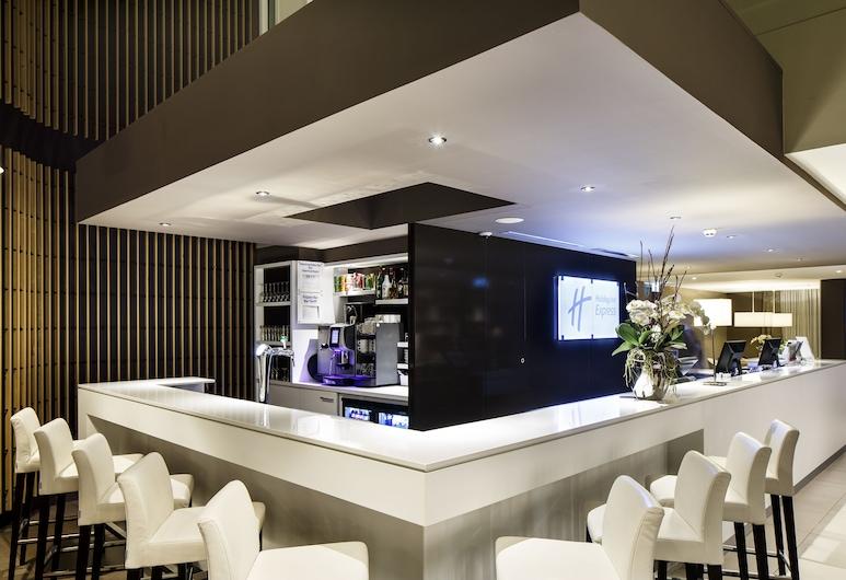 Holiday Inn Express The Hague - Parliament, The Hague, Hotel bár
