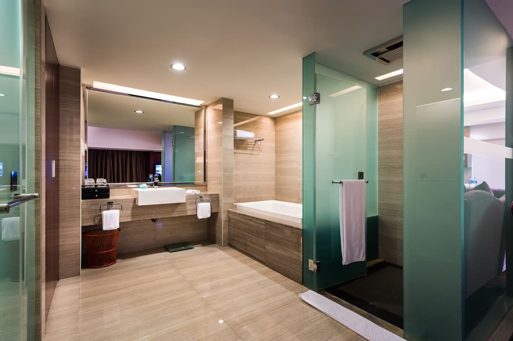 Suite Deluxe, 1 cama King size - Baño