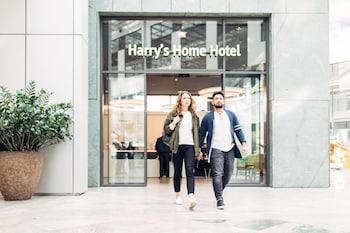 Foto Harry's Home Hotel Wien di Wina