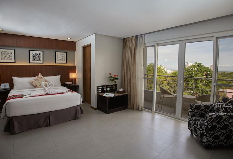 St. Mark Hotel, Cebu, Chambre Deluxe, Chambre