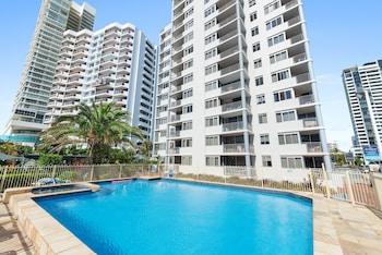 Mynd af Sandpiper Apartments í Gold Coast