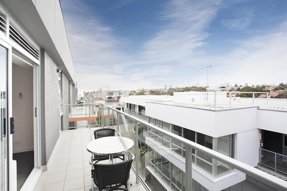 Апартаменты «Делюкс», 2 спальни - Балкон