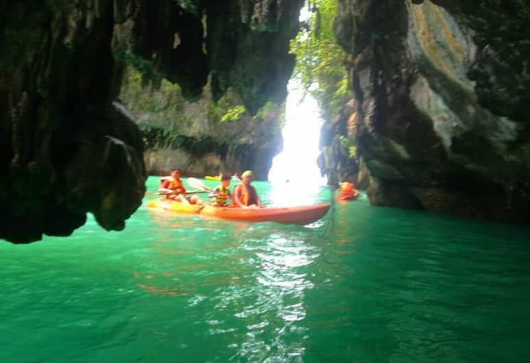 Krabi Discovery Resort, Krabi, Strand