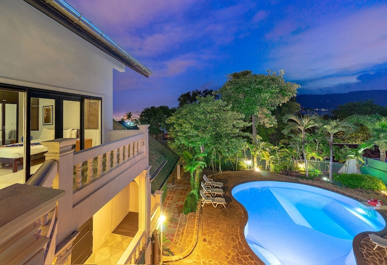 Chaweng Lakeview Residence, Koh Samui, Green Oasis 4 Bedroom Pool Villa, Utvendig