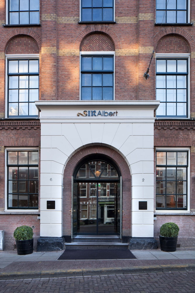 Book sir albert hotel amsterdam in amsterdam for Booking hotel amsterdam