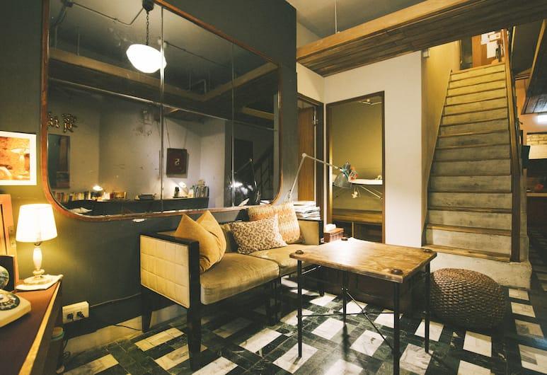 Solo Singer Hotel, 台北市, 大廳休息區