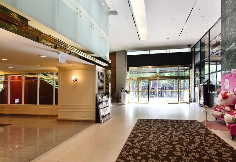 中明洞天空花園飯店, 首爾, 大廳