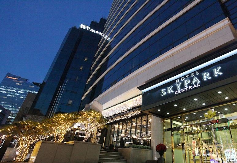 中明洞天空花園飯店, 首爾