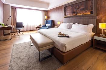 Nuotrauka: Century Park Hotel, Džakarta