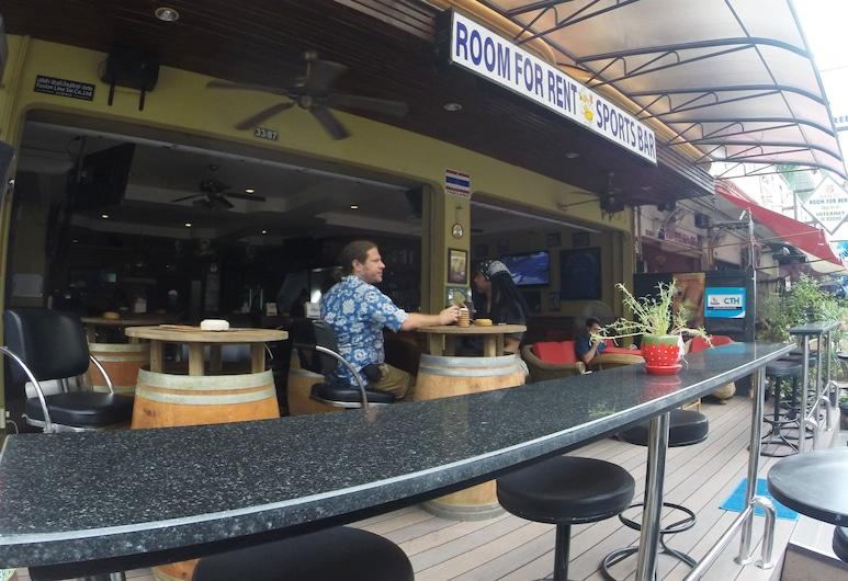 Drunken Duck Guesthouse, Pattaya, Hotellbar