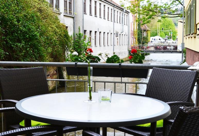 ECOINN Hotel am Campus, Esslingen, Terrasse/patio