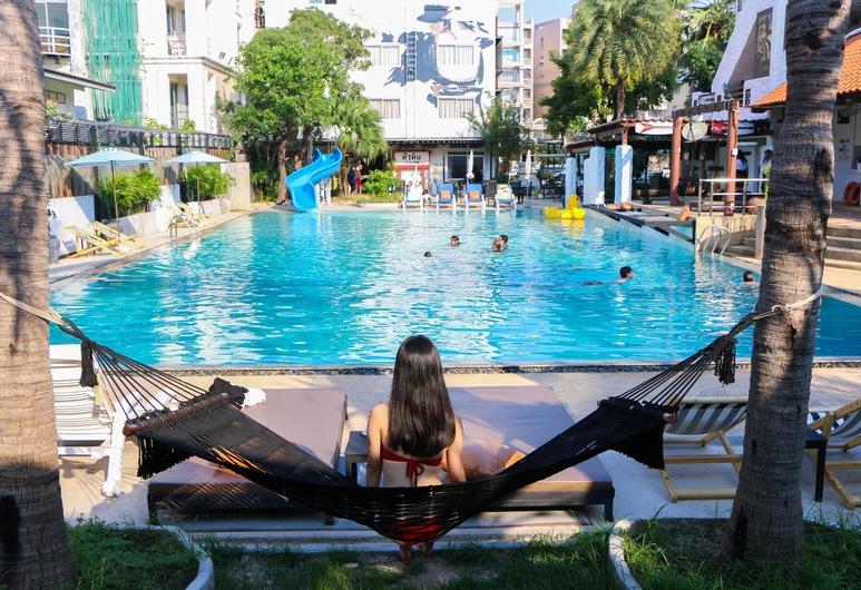我路華欣音樂酒店, Hua Hin, 室外泳池