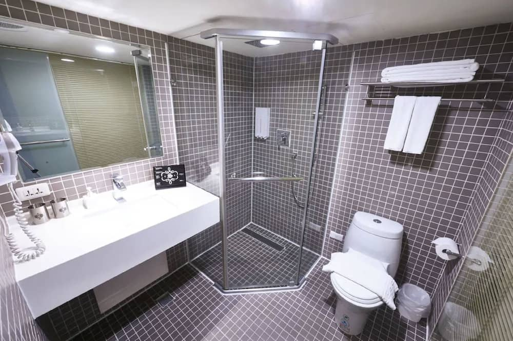 Pokoj typu Superior, dvojlůžko - Koupelna