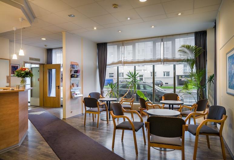 Hotel Greif Karlsruhe, Karlsruhe, Lobby Sitting Area