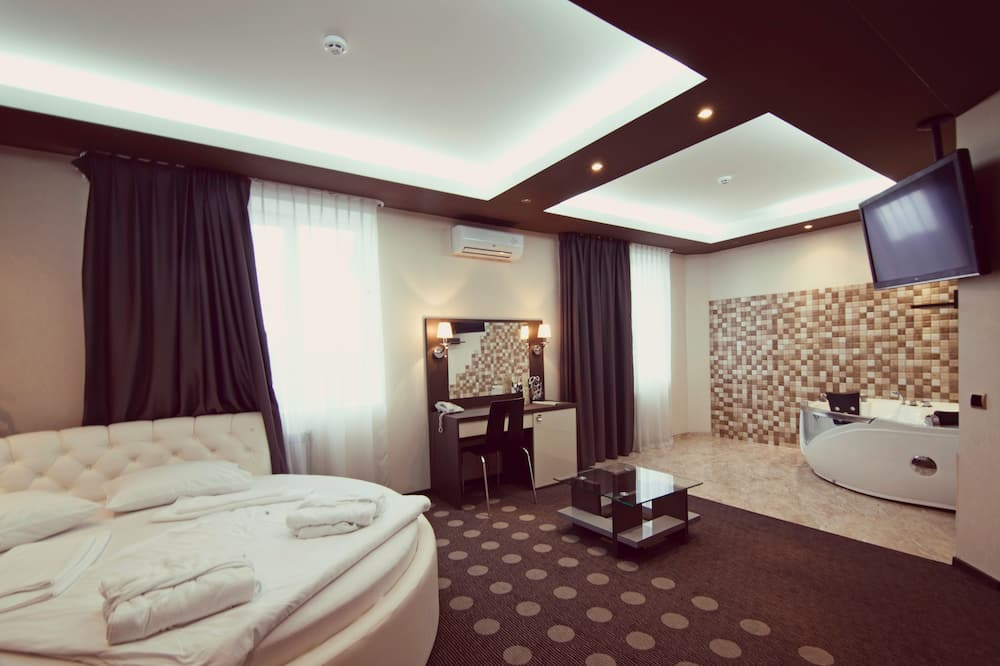 Suite, masažna kada - Soba za goste