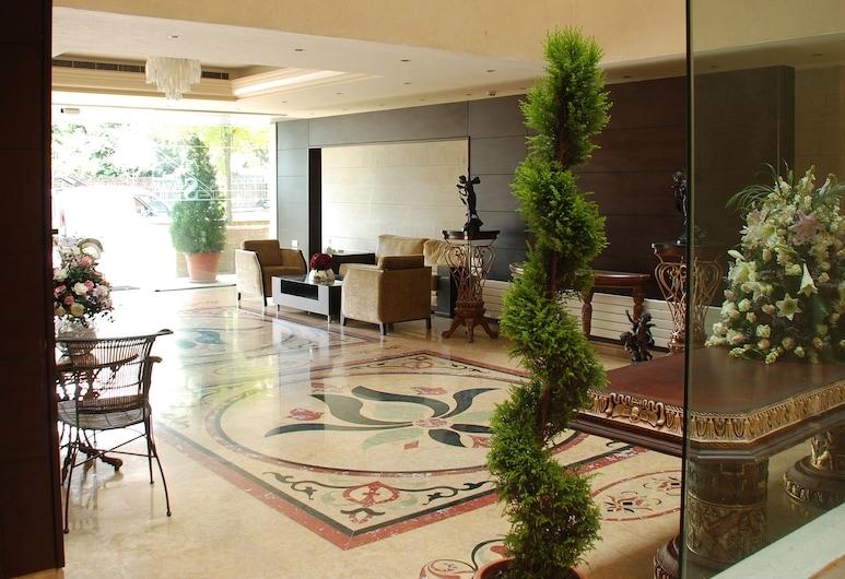 City Suite Aley, Aley, Eingangsbereich