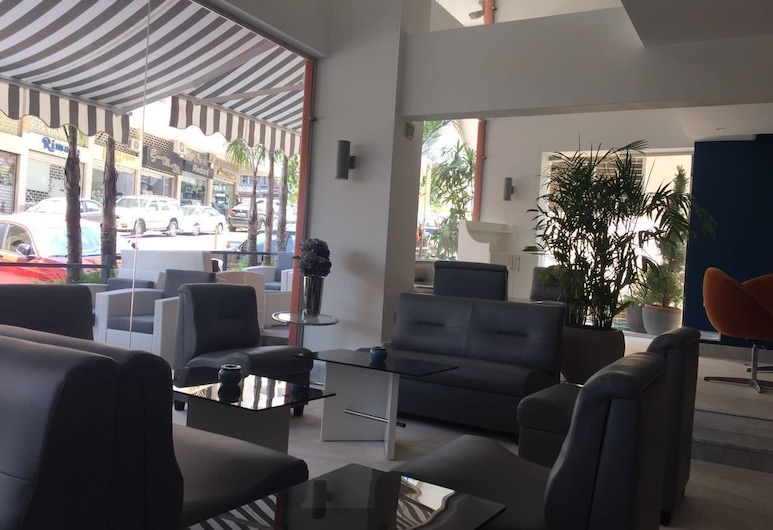 Aleph Boutique Hotel, Біблос, Вестибюль