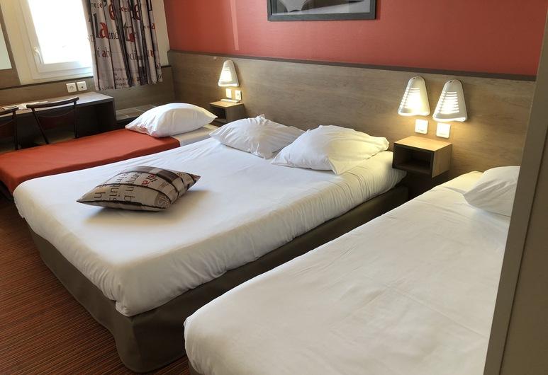 ACE Hotel Poitiers, Poitiers, Camera quadrupla, Camera