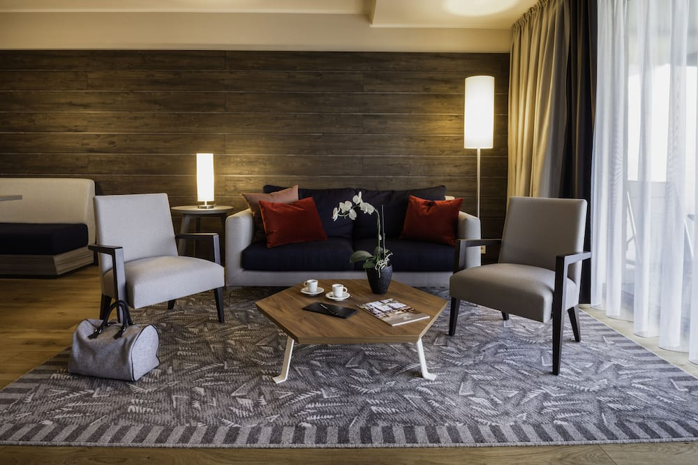 Junior Suite (Typ 1) - Living Area
