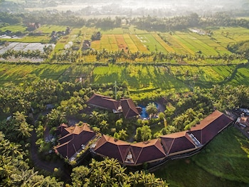 Ubud bölgesindeki Bhuwana Ubud Hotel resmi