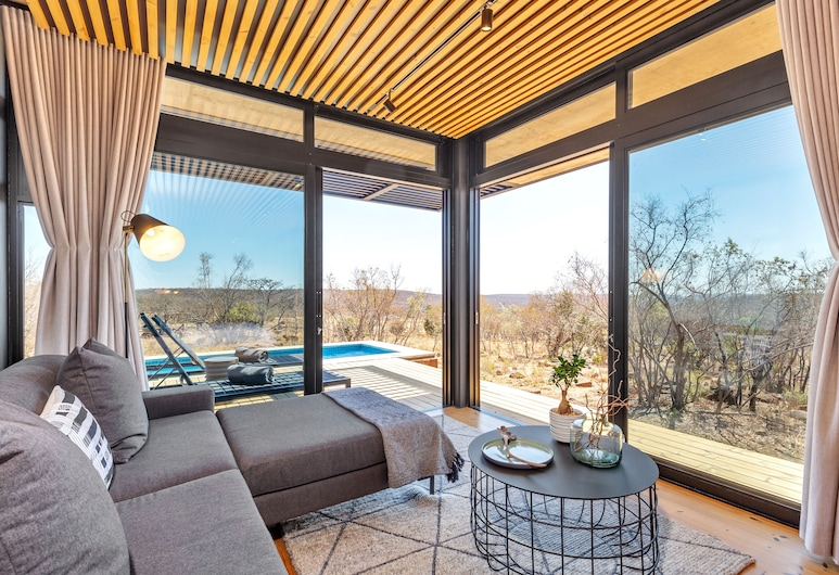 57 Waterberg Lodge, Vaalwater, Luxe suite, privézwembad, Kamer