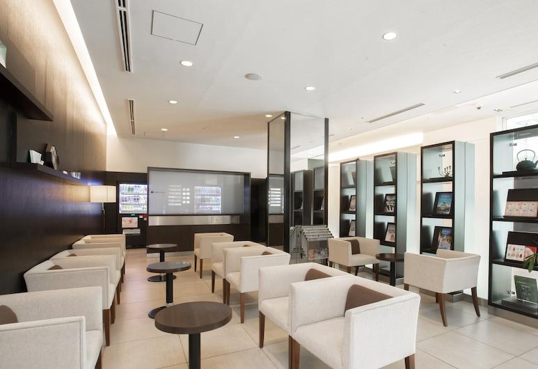 X 波梅田飯店, 大阪, 大廳休息區
