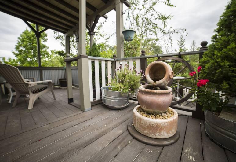 ForFriends Inn Bed and Breakfast, Santa Ynez, Sunstone Tower, Terrace/Patio