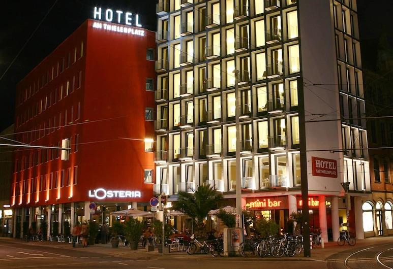 Smartcity Designhotel, הנובר, חזית המלון