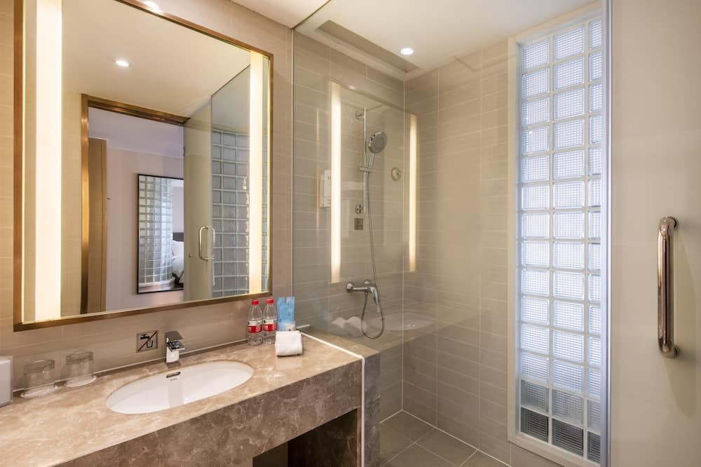 Suite (Holiday Inn Express) - Bagno