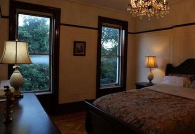 Lefferts Gardens Residence Bed and Breakfast, Brooklyn, Guest Room