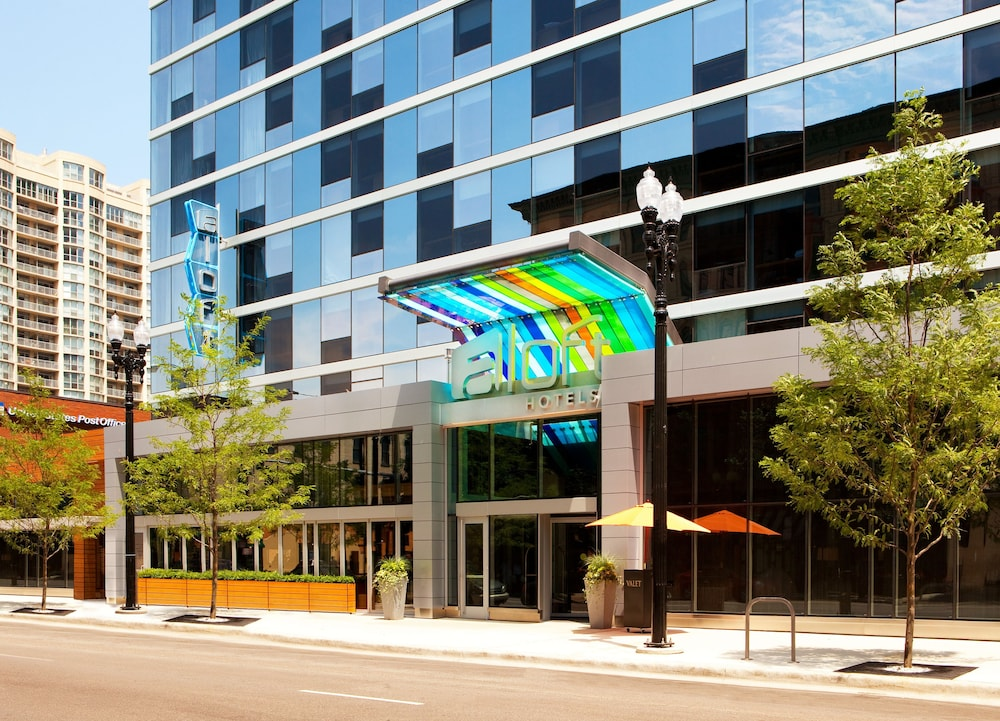 Aloft Chicago City Center, Chicago